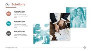 Three Steps Product Portfolio
