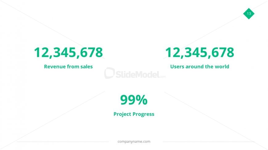 Product or Company Progress Report