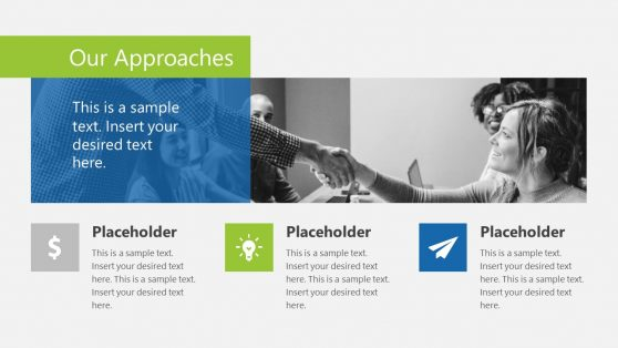Virtuous PowerPoint Template Design
