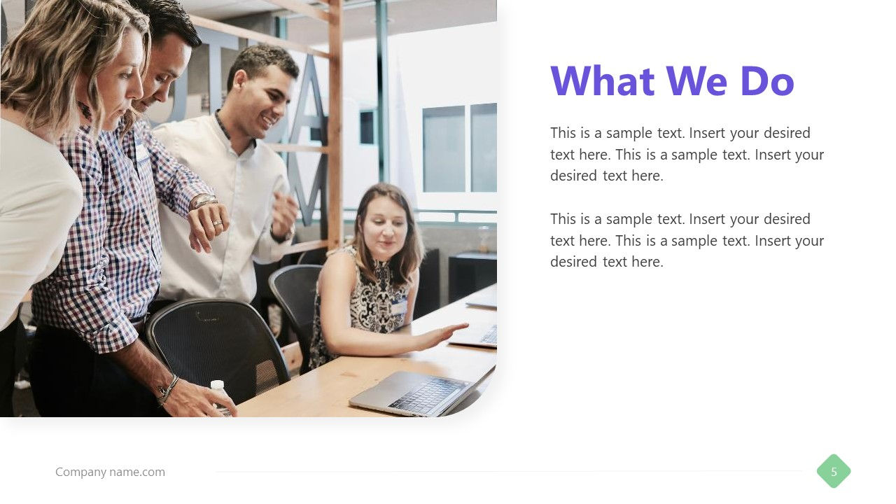 Picture Placeholder PowerPoint Design