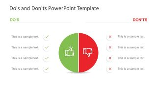 Dos and Donts PowerPoint Template