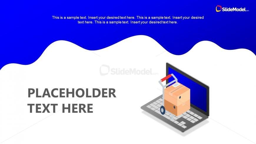 Flat Vector PowerPoint Professional Slide
