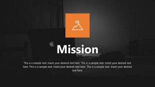Mission Template Company Profile