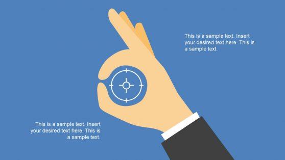Hand Gesture Ok PowerPoint