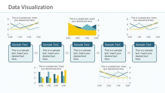 Editable Data Chart Graph PowerPoint Templates