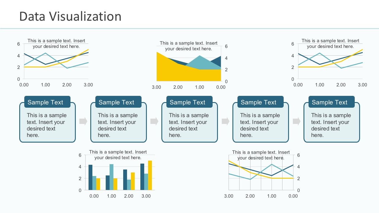 Data Presentations in PowerPoint Infographics