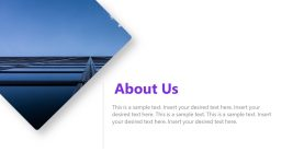 Business About Us Template