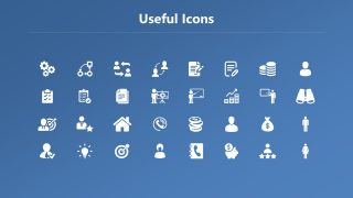 Verticle Rocket Infographic Milestone Icons