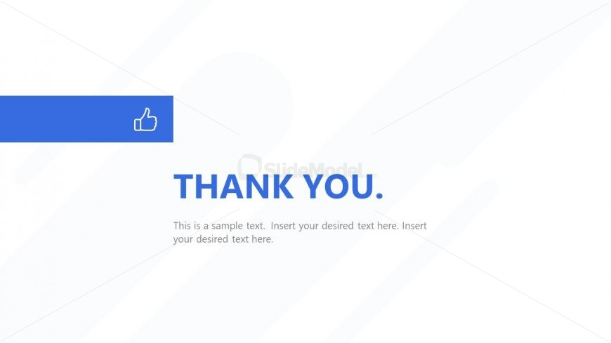 Slide of Thank You Cover