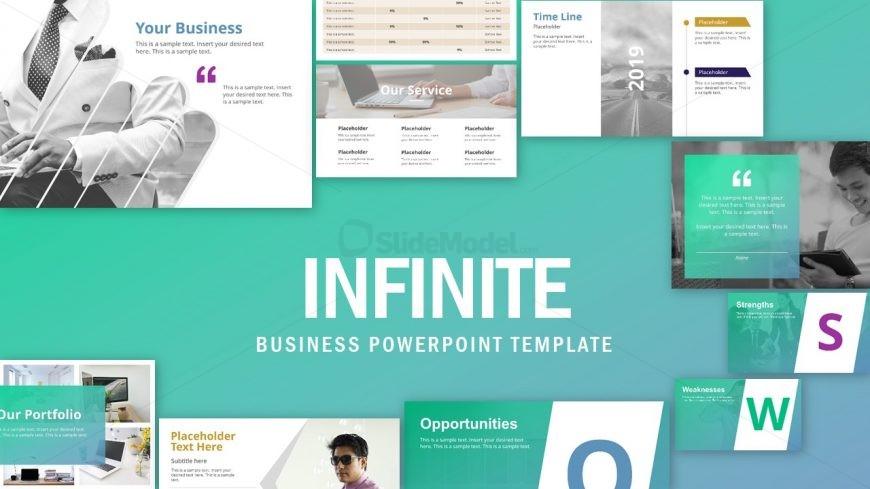 Slide Deck for Business Presentations