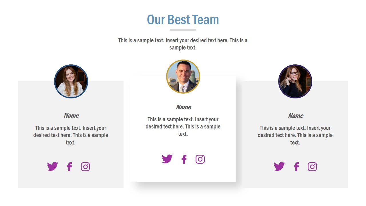 Team Management Profile of Employees