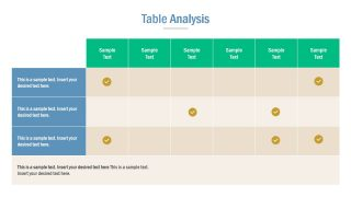 PowerPoint Analysis Chart for Compatibility