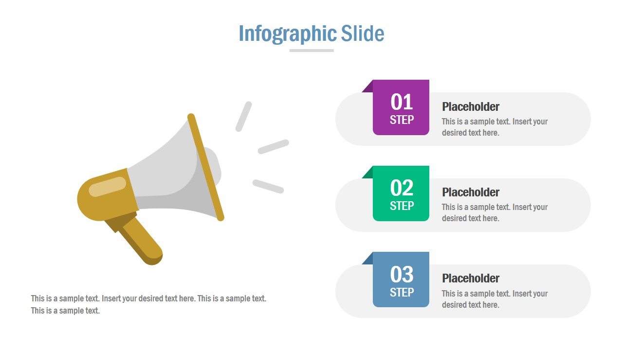 PowerPoint Diagram Template of Infographics