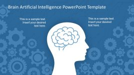PowerPoint Brain Artificial Intelligence