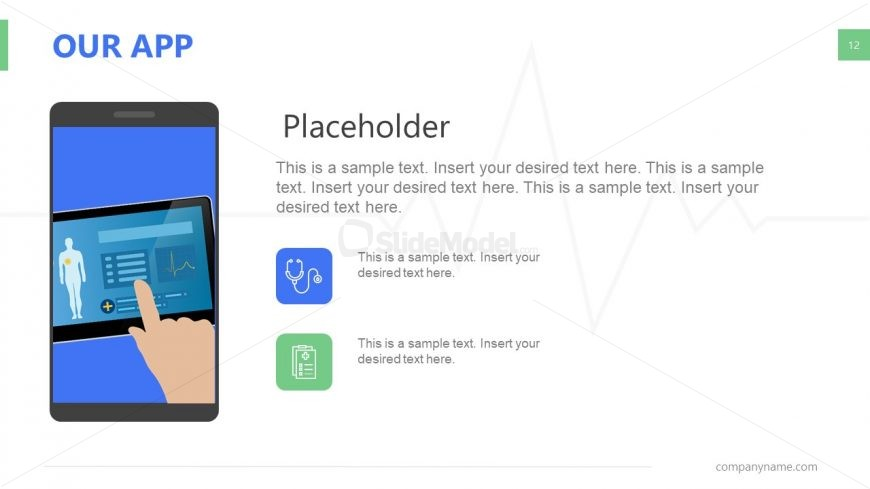 Clipart and Infographic Mobile App