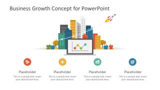 Business Growth Concept for PowerPoint