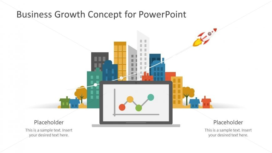 Concept of Business Growth PPT