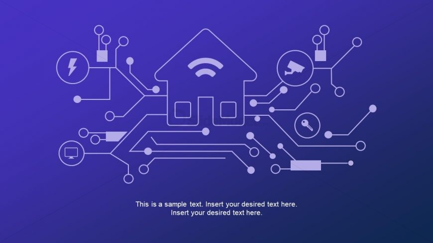 Map of Smart Home Technology