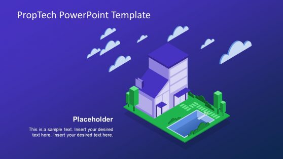 Clipart Icon PowerPoint Proptech