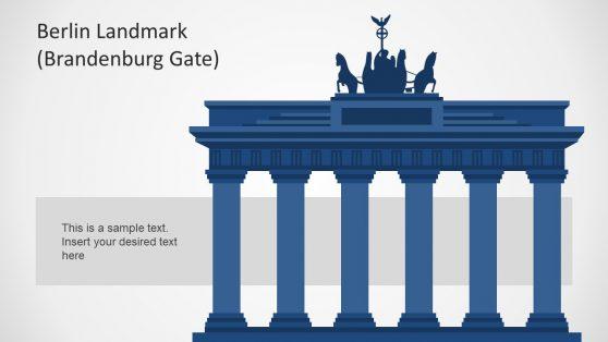 Berlin PowerPoint Brandenburg Gate