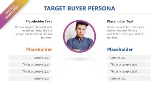 Marketing Concept Persona PPT
