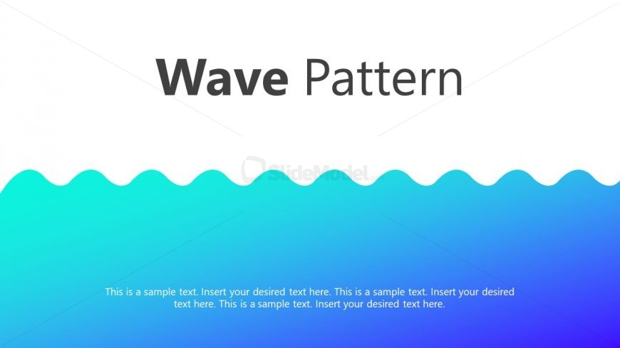 Creative Waves Layout Deisgn