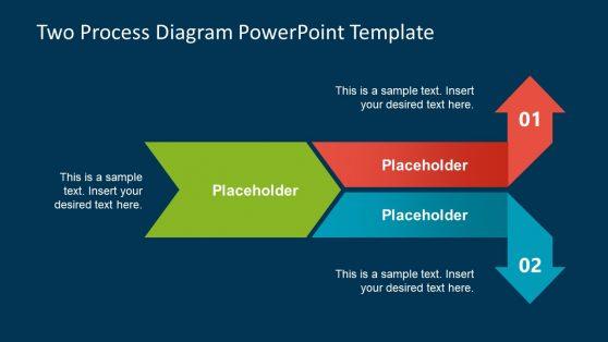 Business Concept Arrows Diagram