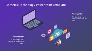 Isometric Technology Graphics for PowerPoint