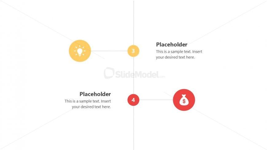 Design of Vertical Timeline Presentation