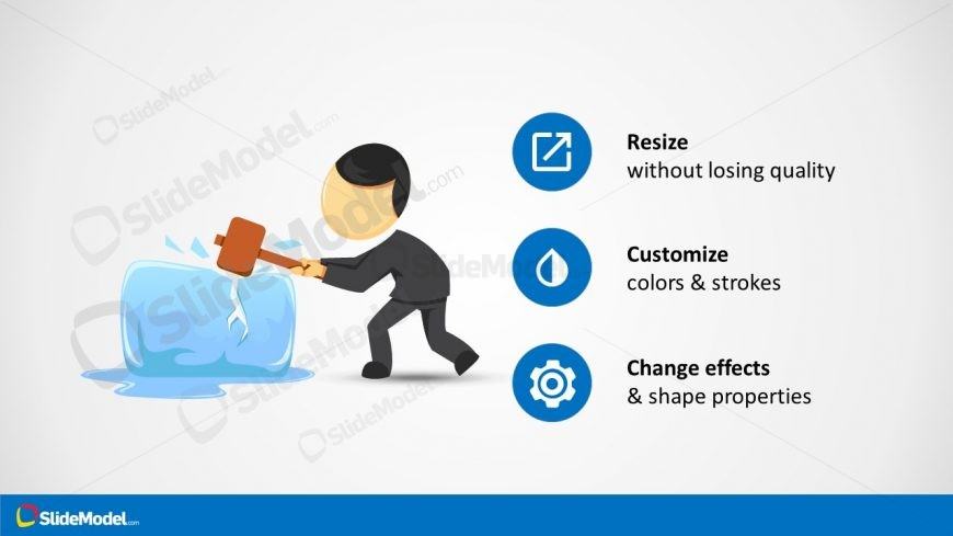 Steve Clipart Character Business Template