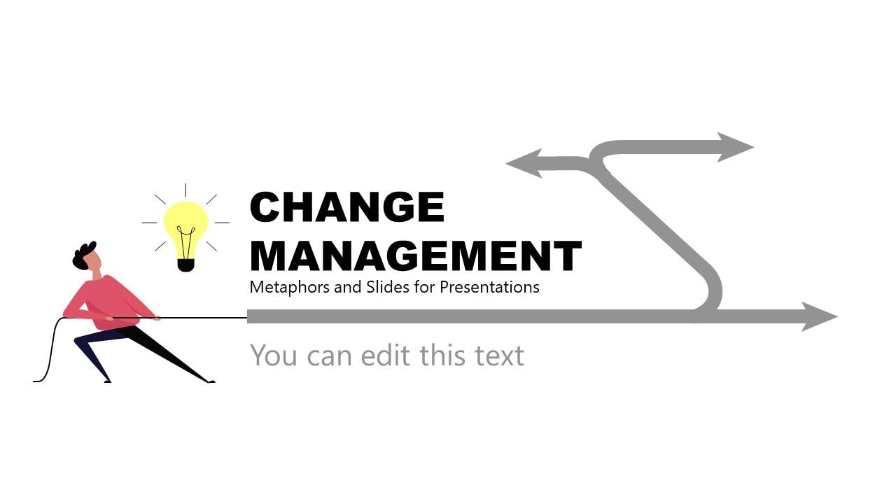 Presentation of Arrow Paths Change Management