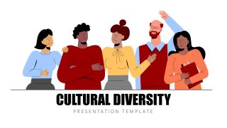 Group of Diverse Workforce PPT
