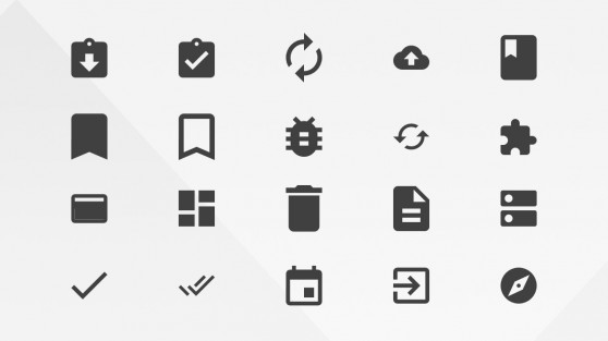 Action Icons for PowerPoint from Google Materials Resources