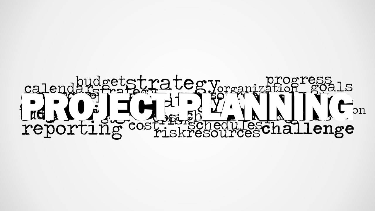 Project Planning Picture for PowerPoint