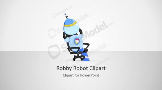 robot powerpoint templates, Powerpoint templates
