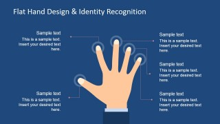 Flat Hand Shapes for Identity Recognition PowerPoint
