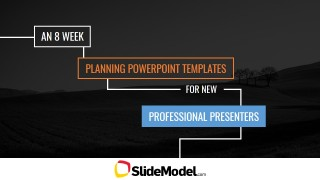 Professional PowerPoint Templates for Planning Reports