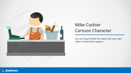 Mike Local Shop Cashier PowerPoint