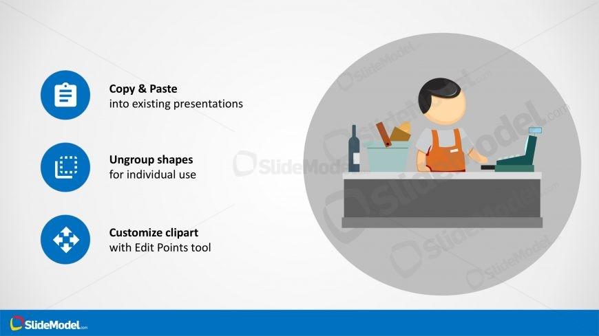 Mike Creative Cartoon Vectors in PowerPoint