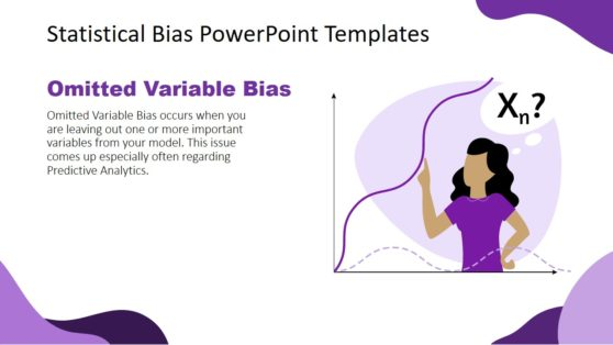 Omitted Variable Bias PowerPoint Template