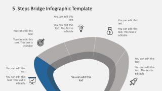 Step 1 Infographic Diagram Bridge Template