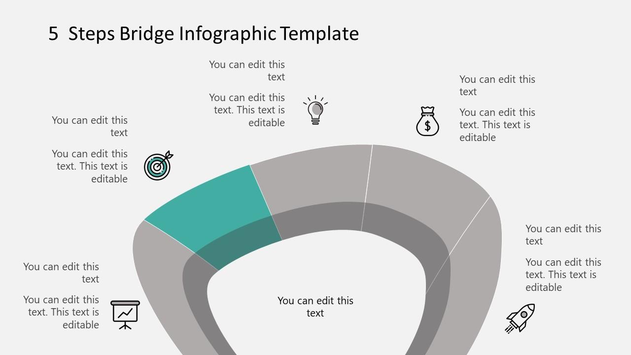 Step 2 Infographic Diagram Bridge Template