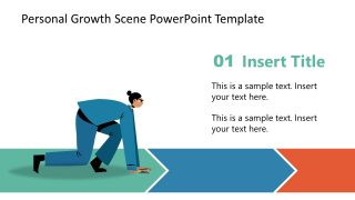 Hurdle Jumping Step 1 Personal Growth Template