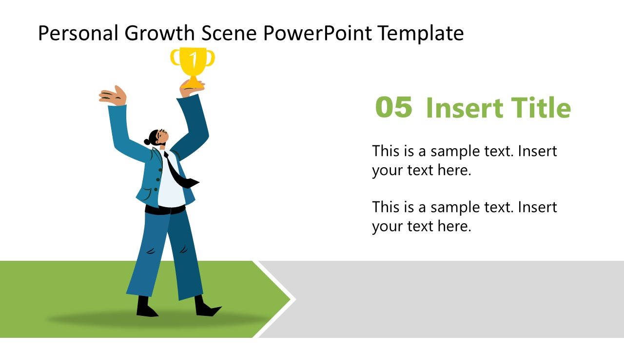 Hurdle Jumping Step 5 Personal Growth Template