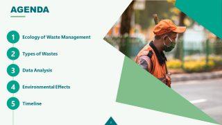 PowerPoint Waste Management Industry Agenda