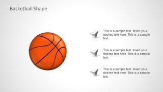 PowerPoint Diagram of Agenda Template