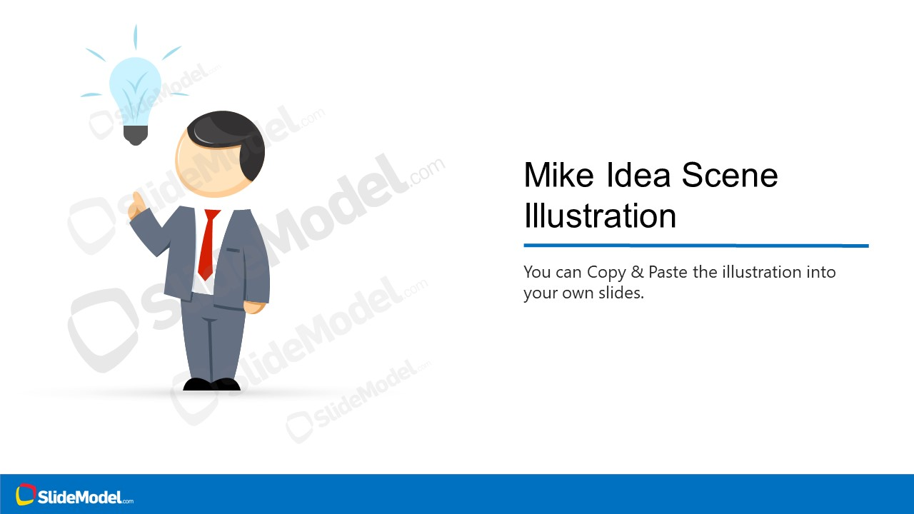 Presentation of Mike Idea Scene