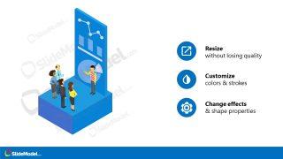 Business Meeting Session Illustration Scene