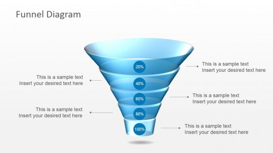 Funnel Diagram for PowerPoint