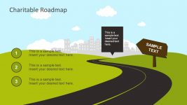 Building Background Roadmap Slide